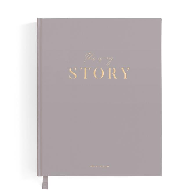 My Story Memoir Journal