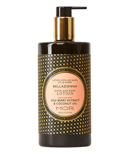 MOR Belladonna Hand & Body Lotion - Addy & Lou