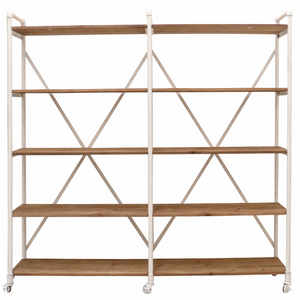 Industrial Shelving Unit - Addy & Lou