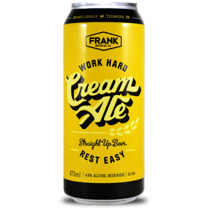 Cream Ale - 473ML