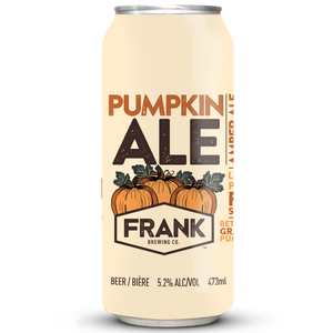 PUMPKIN ALE - 24X473ML