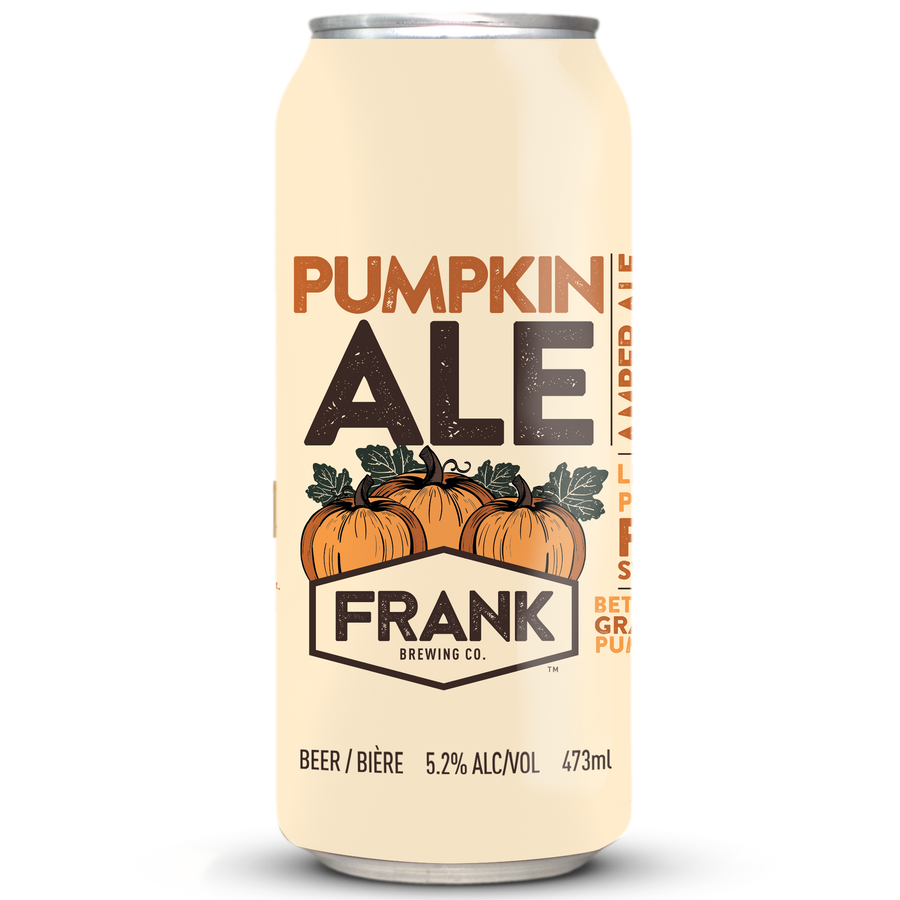 PUMPKIN ALE - 473ML