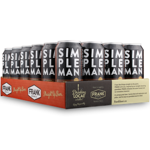 SIMPLE MAN - 24X473ML