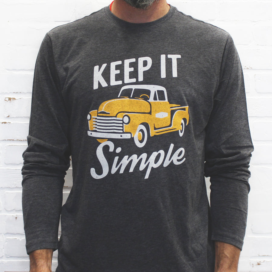 Keep it Simple - Long Sleeve