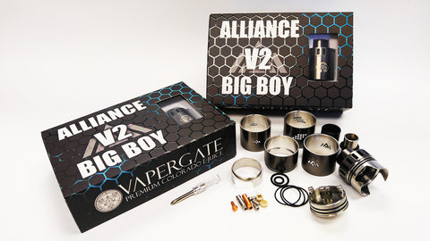Authentic Alliance V2 Big Boy