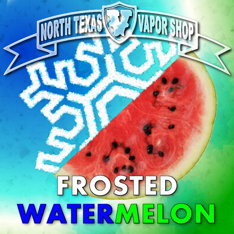 Frosted Watermelon