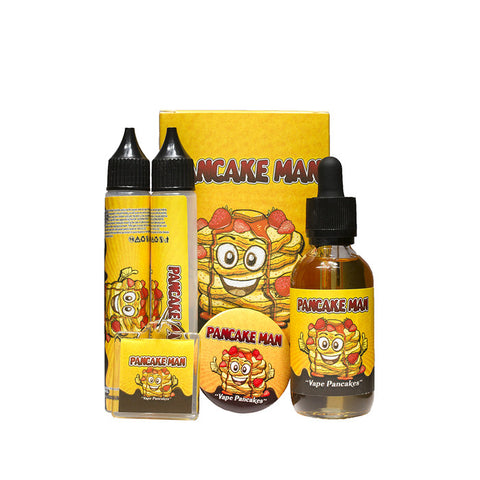 VAPE BREAKFAST CLASSICS - PANCAKE MAN (60 mL)