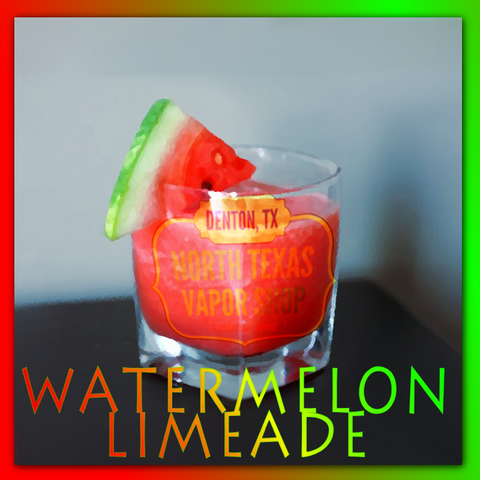 Watermelon Limeade Best E-Juice North Texas Vapor Shop