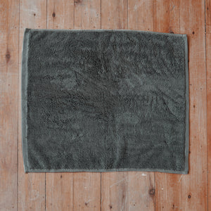 Steel Grey Bath Mat