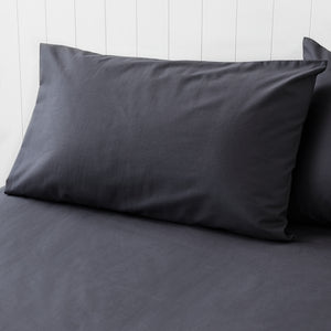 Charcoal Pillowcases
