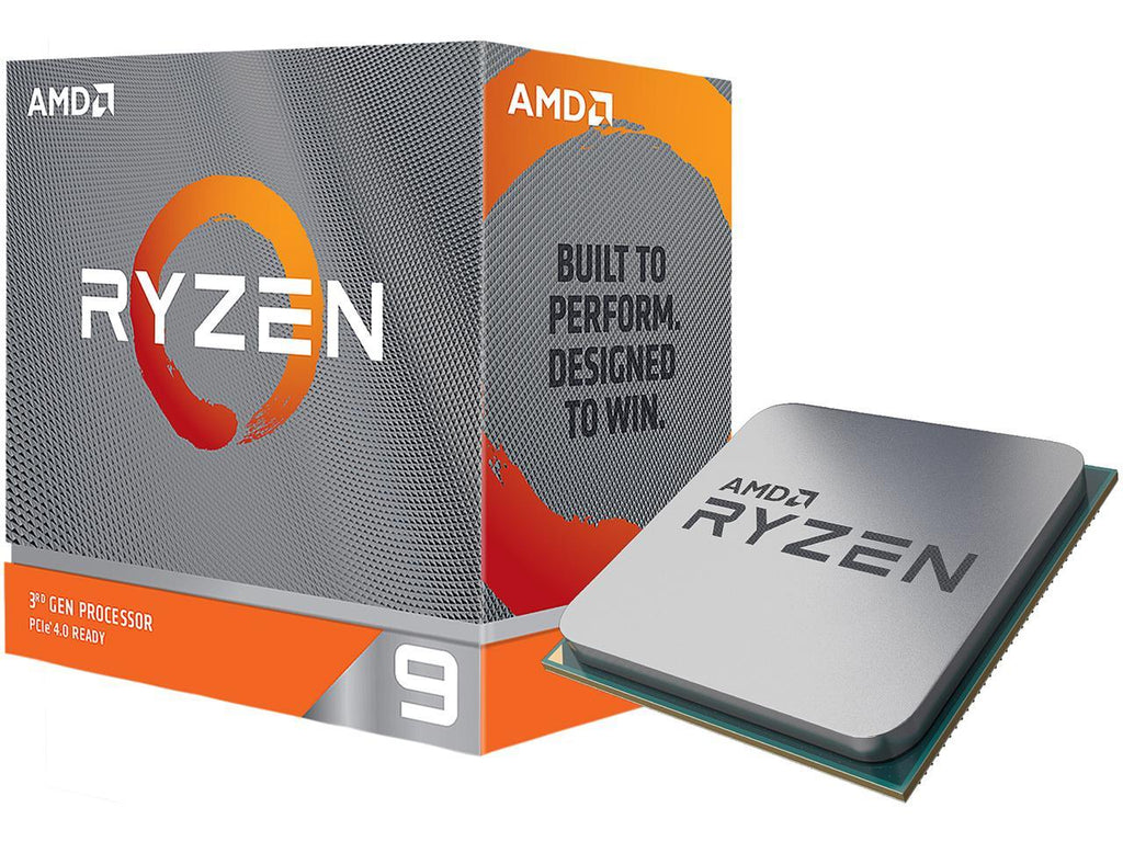 AMD Ryzen 9 3950X 16-Core 3.5GHz AM4 CPU-CPU - Bykski