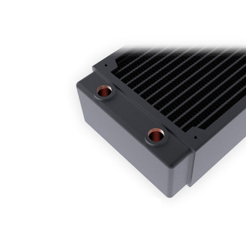 Bykski 480mm Copper Radiator RC Series High-performance Heat Dissipation 60mm Thickness (CR-RD480RC-TK60-V2)