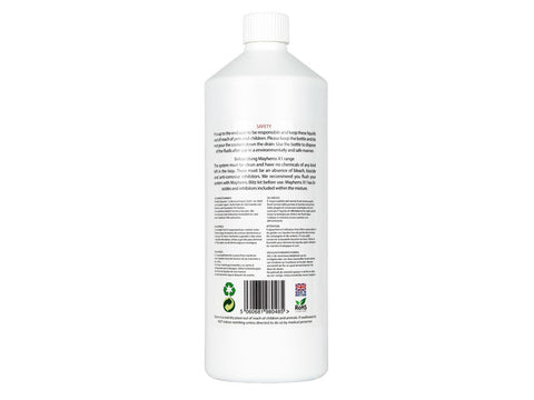 Mayhems X1 V2 Pre-Mixed Coolant - UV Red | 1000ml