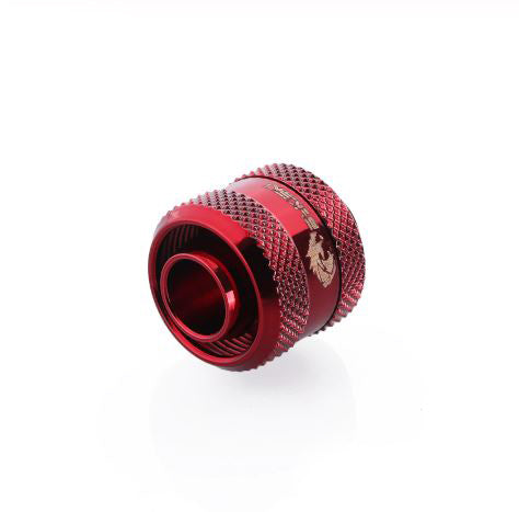 Bykski Flex 10mm ID x 16mm OD Fitting - Red (B-FT3-TK-V2)-Fittings - Bykski