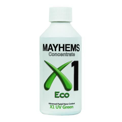 Mayhems X1 V2 Concentrate Coolant - UV Green | 250ml