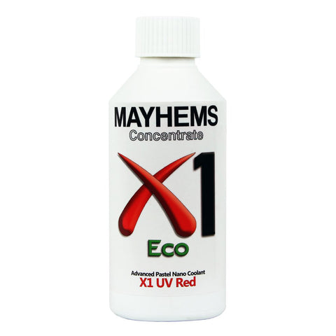 Mayhems X1 V2 Concentrate Coolant - UV Red | 250ml