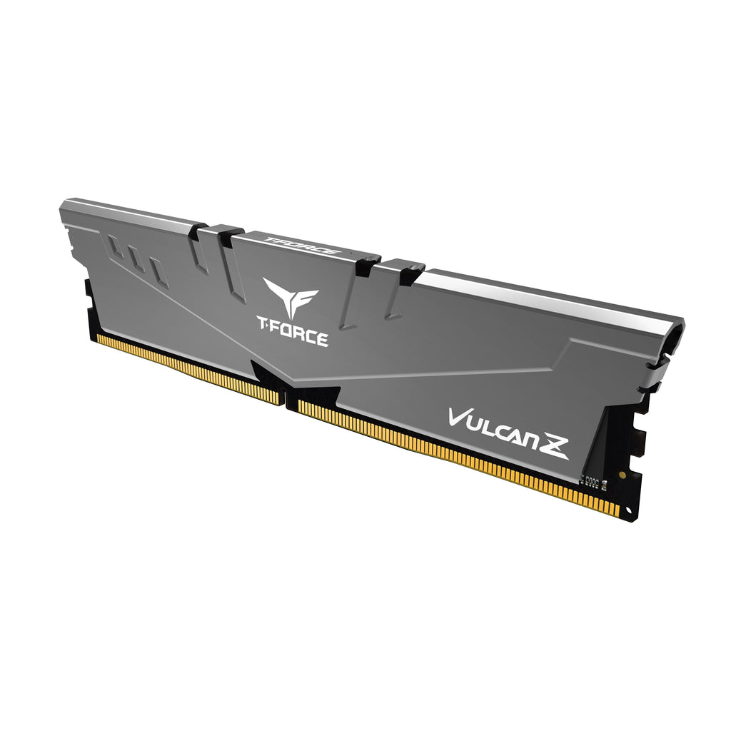 T-FORCE VULCAN Z 16GB 3600Mhz RAM - GREY