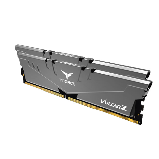T-FORCE VULCAN Z 16GB (8GBx2) 3600Mhz RAM kit - GREY