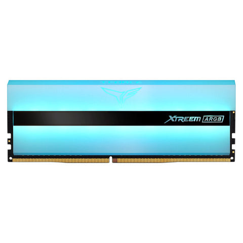 T-FORCE XTREEM ARGB DDR4 16GB (8GBx2) 4000Mhz RAM - AURORA WHITE