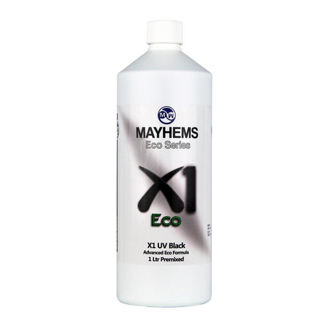 Mayhems X1 V2 Pre-Mixed Coolant - UV Black | 1000ml