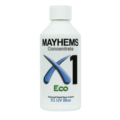 Mayhems X1 V2 Concentrate Coolant - UV Blue | 250ml