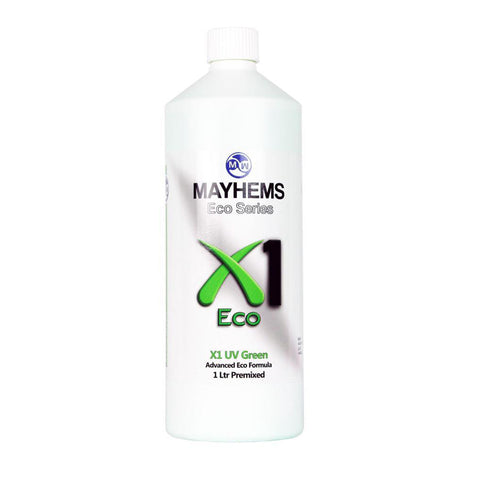 Mayhems X1 V2 Pre-Mixed Coolant - UV Green | 1000ml