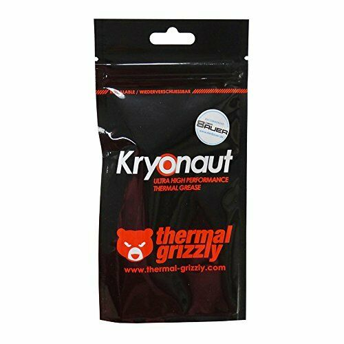 Thermal Grizzly Kryonaut High Performance Heat Sink Thermal Paste - 1g-Accessories - Bykski