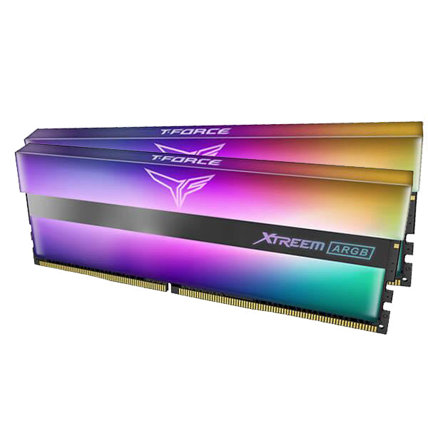 T-FORCE XTREEM ARGB DDR4 32GB (16GBx2) 3600Mhz RAM