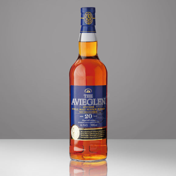 The Avieglen aged 20 years