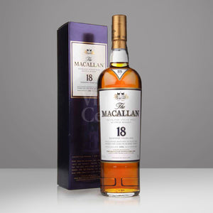 Macallan 18 yrs 1997 70cl (HK Label, with carton)