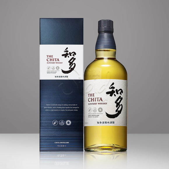 The Chita Single Grain Whisky 知多