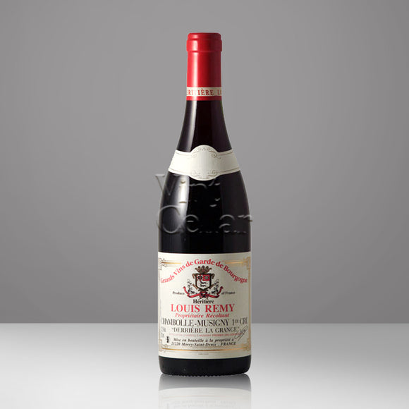 2001 Louis Remy, Chambolle-Musigny 1er Cru
