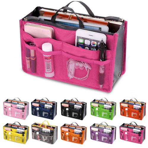 Multifunction Zipper Bag Organizer