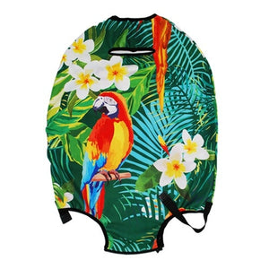 Flamingo Series Luggage Protective Cover