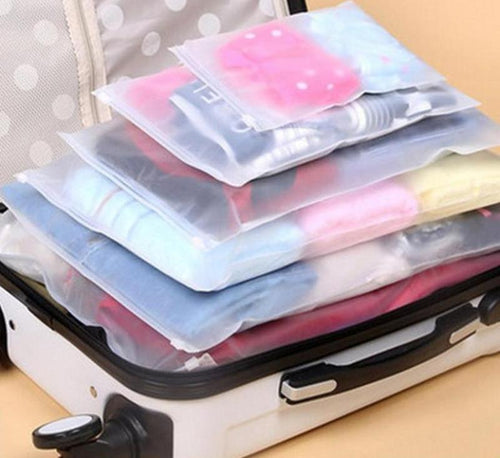 5 Pcs Waterproof Packing Organizer Bags