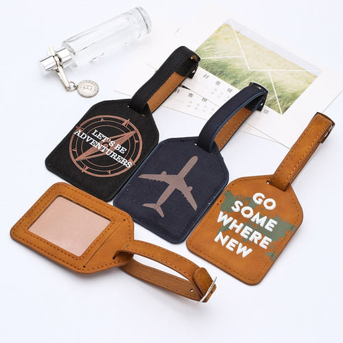 Elegant Luggage Tag