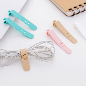 Cable and Earphone Protectors 4 pieces