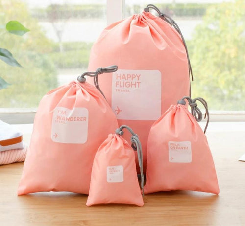 Packing Bags travel set 4pcs