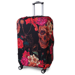 City Luggage Protective Cover