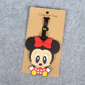Character Luggage Tags