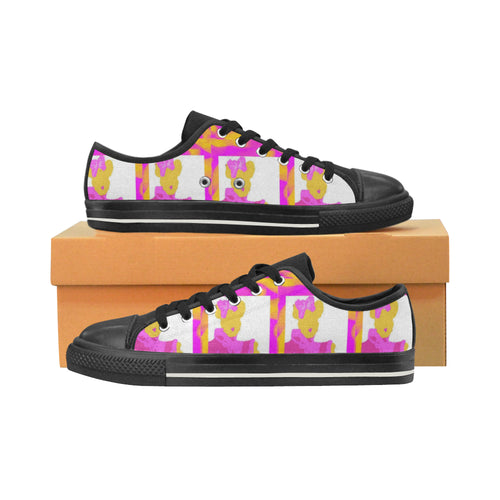 SERIPPY Low Top Canvas Shoes (for Women) - serippymall