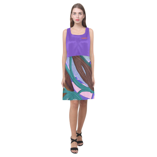 Untitled7 Hebe Casual Sundress (Model D11) - serippymall