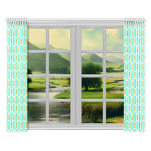 "Load image into Gallery viewer, SERIPPY Window Curtain 52""x84""(Two Pieces) - serippymall"
