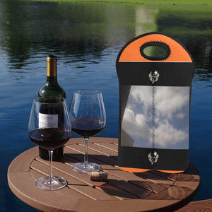 SERIPPY 2-Bottle Neoprene Wine Bag - serippymall