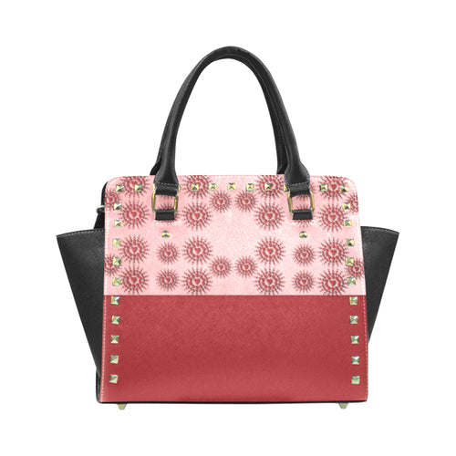 SERIPPY Rivet Shoulder Handbag (Model 1645) - serippymall