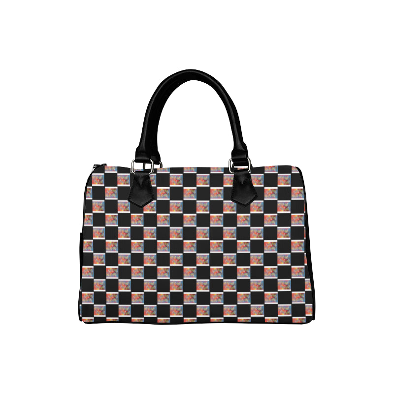 SERIPPY Boston Handbag (Model 1621) - serippymall