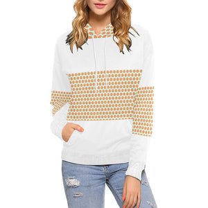 SERIPPY All Over Print Hoodie (for Women) - serippymall
