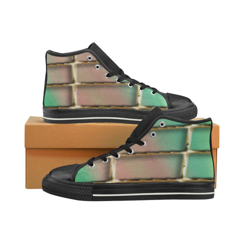SERIPPY High Top Canvas Shoes (for Women) - serippymall