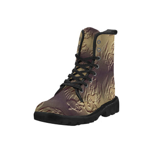 SERIPPY Martin Boots for Women (Black) (Model 1203H) - serippymall