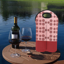 Load image into Gallery viewer, SERIPPY 2-Bottle Neoprene Wine Bag - serippymall